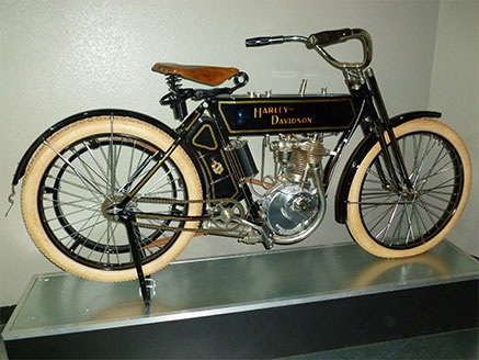 Timeless Motorcycles
